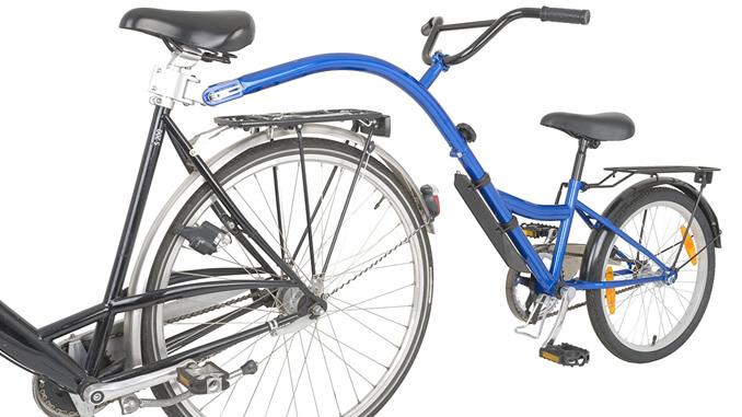 der coole bike trailer von terra bikes dass muss man wissen. Black Bedroom Furniture Sets. Home Design Ideas